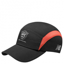 Men's and Women's United NYC Half 5 Panel Performance V3.0 Hat by New Balance