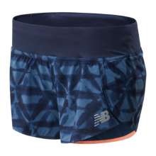 01240 Women's Printed Impact Run Short 3 Inch by New Balance in Rogers AR