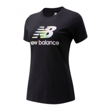 01569 Women's Essentials Soft Spectrum Graphic Tee by New Balance