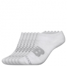 03776 Kids' Kids Lightweight No Show Socks 6 Pack by New Balance