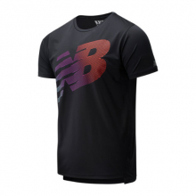 93181 Men's Printed Accelerate SS by New Balance