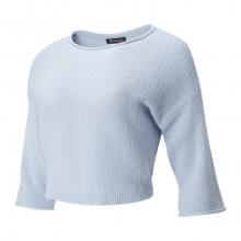 01466 Women's Balance Crop Sweater by New Balance