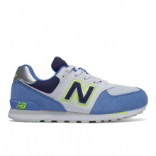 574 Varsity Sport Kids Grade School Lifestyle Shoes by New Balance