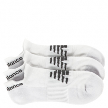 New Balance  Men's and Women's Strategic Cushion Lowcut Tab Socks 3 Packs by New Balance
