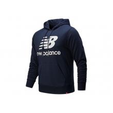 91547 Men's Essentials Stacked Logo Po Hoodie by New Balance in Wilmington DE