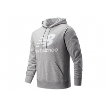 91547 Men's Essentials Stacked Logo Po Hoodie by New Balance in Toronto ON