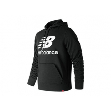 91547 Men's Essentials Stacked Logo Po Hoodie by New Balance in Langley City BC