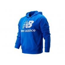 91547 Men's Essentials Stacked Logo Po Hoodie by New Balance in Glen Allen VA