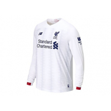 Liverpool FC Away LS Jersey No EPL Patch by New Balance