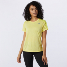 01234 Women's Impact Run Short Sleeve by New Balance
