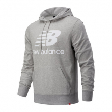 03558 Men's NB Essentials Stacked Logo Po Hoodie by New Balance in Washington DC