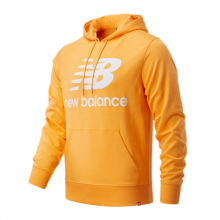 03558 Men's NB Essentials Stacked Logo Po Hoodie by New Balance in Granger IN
