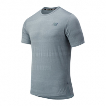 03261 Men's Q Speed Fuel Jacquard SS by New Balance in Highland Park IL