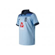 We Are England OD SS Polo Replica Junior by New Balance