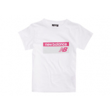 Youth NB Athletics Banner Tee by New Balance
