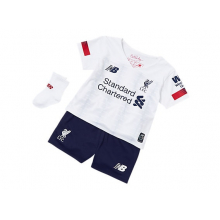 Liverpool FC Away Baby Kit by New Balance