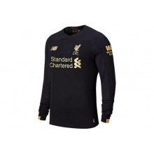 Liverpool FC Home Junior GK LS Jersey by New Balance