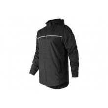 Pitch Black Windbreaker by New Balance