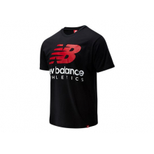 Essentials Icon Boston Stack Tee by New Balance