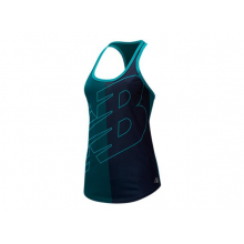 91139 Women's Printed Accelerate Tank  v2 by New Balance