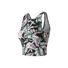 Printed Evolve Crop Tank by New Balance