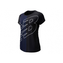 Printed Accelerate Short Sleeve  v2 by New Balance