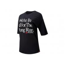 London Marathon Essentials Icon Long Run Tee by New Balance