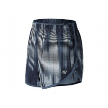 Accelerate 5 Inch Printed Short by New Balance