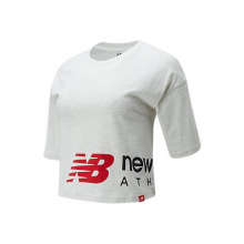 01515 Women's Essentials Icon Graphic Boxy Tee by New Balance