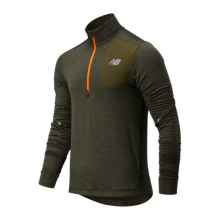03255 Men's Impact Run Grid Back Half Zip by New Balance in Overland Park KS