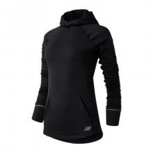 03255 Women's NB Heat Grid Hoodie by New Balance in Raleigh NC