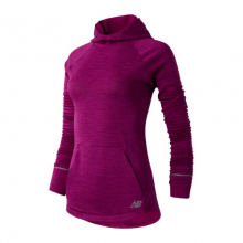 03255 Women's NB Heat Grid Hoodie by New Balance in Vancouver BC