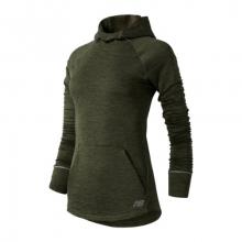 03255 Women's NB Heat Grid Hoodie by New Balance in Littleton CO