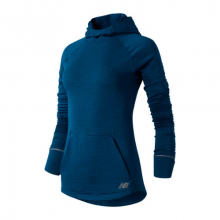 03255 Women's NB Heat Grid Hoodie by New Balance in Overland Park KS