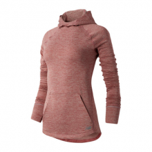 03255 Women's NB Heat Grid Hoodie by New Balance in Franklin TN