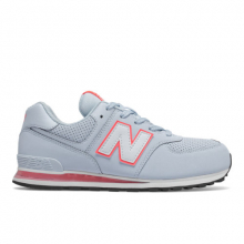 574 Translucent Kids Grade School Lifestyle Shoes by New Balance
