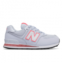 574 Translucent Kids' Pre-School Lifestyle Shoes by New Balance