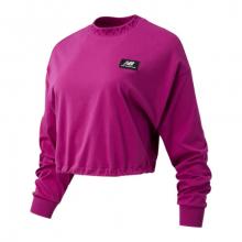 03530 Women's NB Athletics Terrain Long Sleeve Tee by New Balance