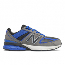 990 v5 Kids Big (Size 3.5 - 7) Shoes by New Balance in Highland Park IL