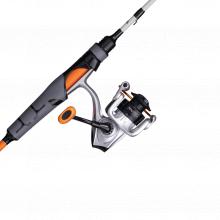"""Max STX Spinning Combo   2   5   5'6""""   Light   5.2:1   2-8lb   Model #MAXSTXSP5/562L"""