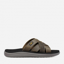 Men's Voya Slide Leather by Teva