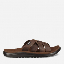 Men's Voya Slide Leather by Teva in Longmont CO