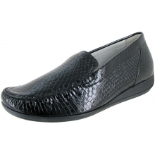 Gigi Loafer Steel Boa
