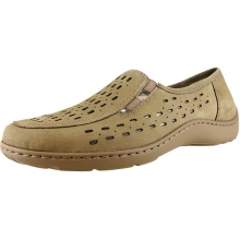 Janna Ultralight Perf Loafer by Waldlaufer