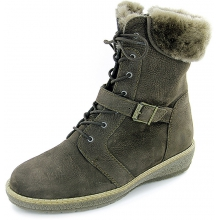 Inder Wool Lace/Zip Boot