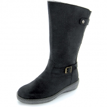 Iris Wool Tall Boot