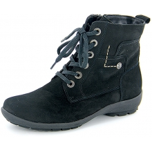 Dede Lace Boot Nubuck by Waldlaufer