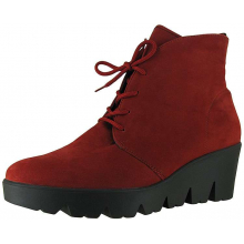 Women's Effie Hiki Red WR Nubuck