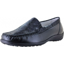 Women's Kat Klare Black Combi Wide