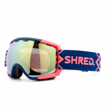 Rarify+ Bigshow Navy/Rust-CBL Hero Mirror by Shred